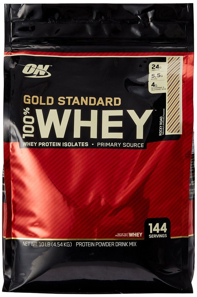 100% Whey Gold Standard 10lb - ON