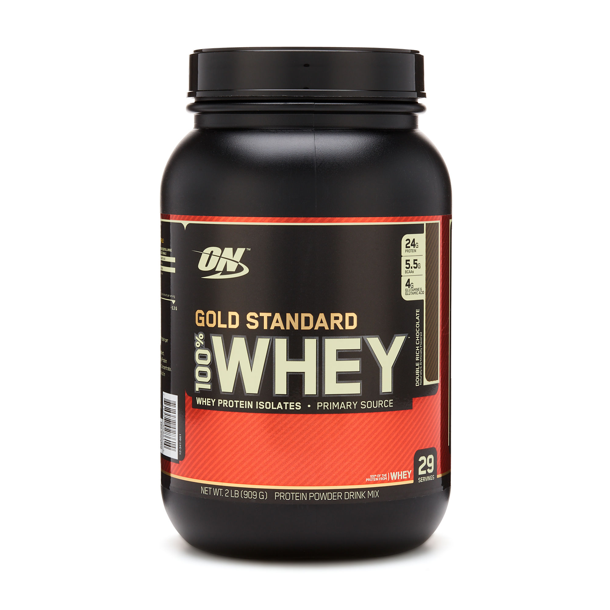 100% Whey Gold Standard 2lb choc. - ON