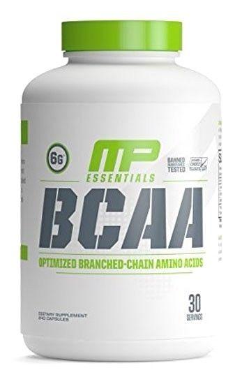 BCAA 3:1:2 240caps. - MP