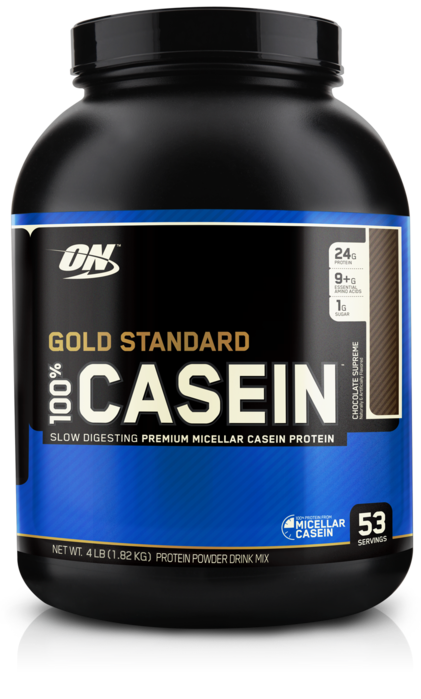 GOLD STANDARD 100% CASEIN 4lb - ON