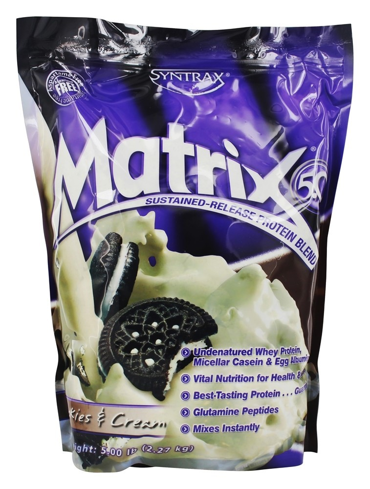 Matrix 5.0 Cookies Cream - Syntrax