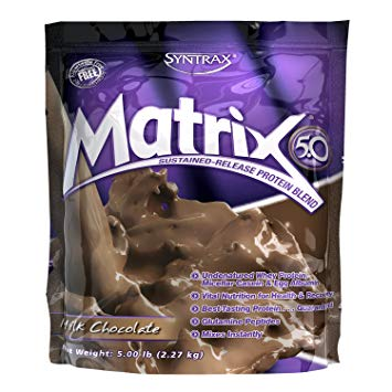 Matrix 5.0 Milk Choco. - Syntrax
