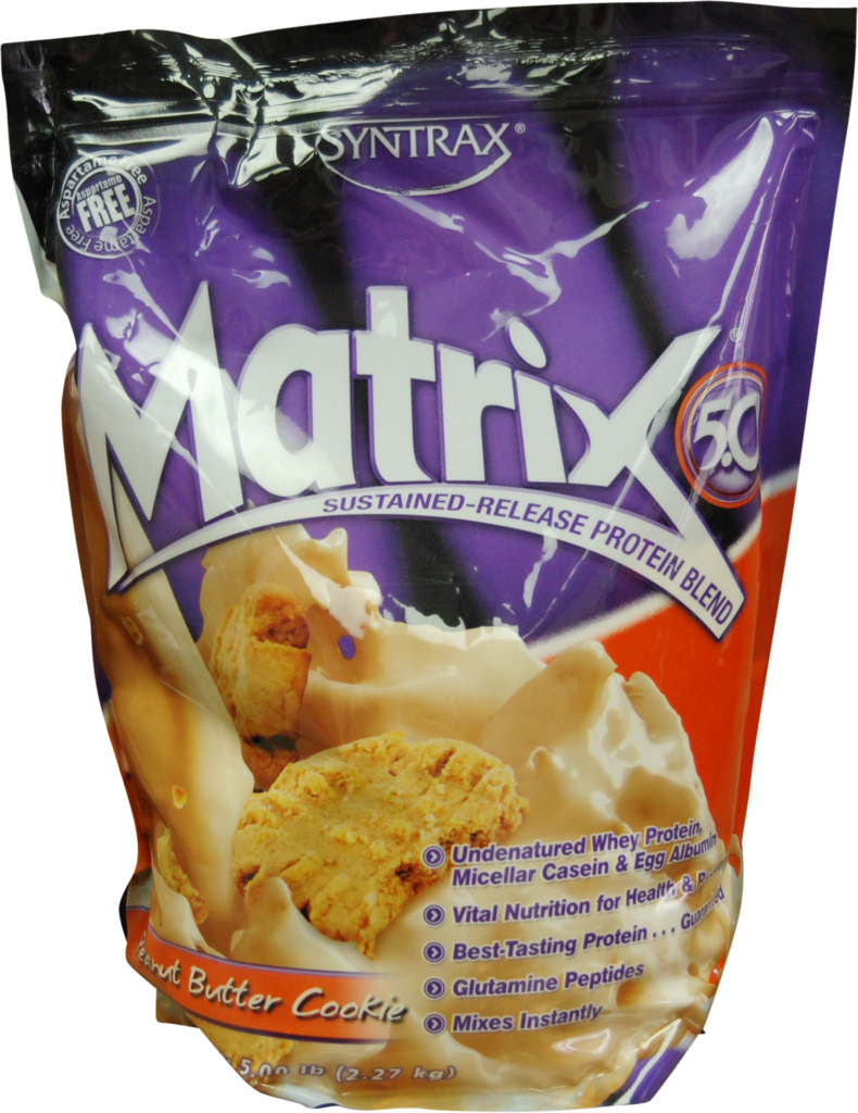 Matrix 5.0 Peanut Butter - Syntrax