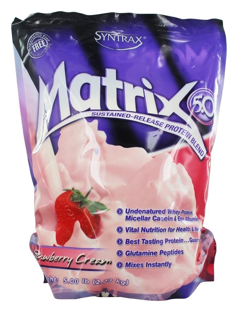 Matrix 5.0 Strawberry - Syntrax