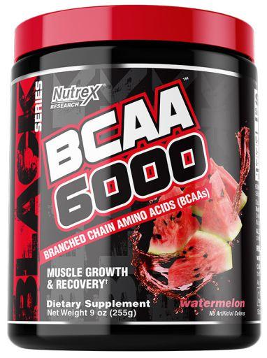 BCAA 6000 30serv. watermelon - NUTREX