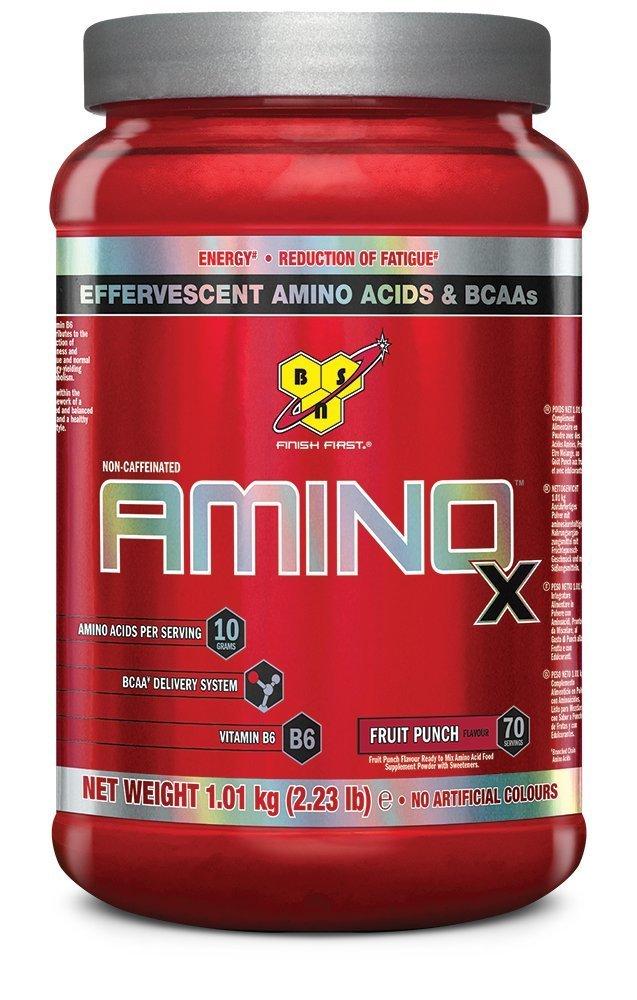 Amino X 1015g (70 serv.) fruit p. - BSN