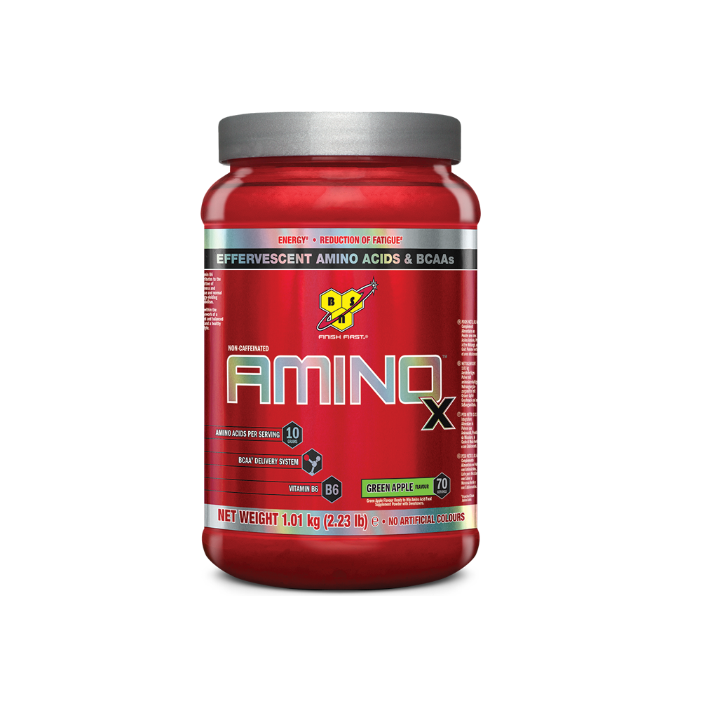 Amino X 1015g (70 serv.) green apple - BSN