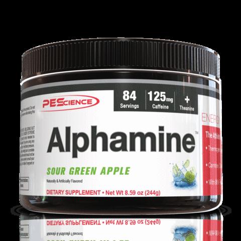 Alphamine (Sour Green Apple) - PEScience