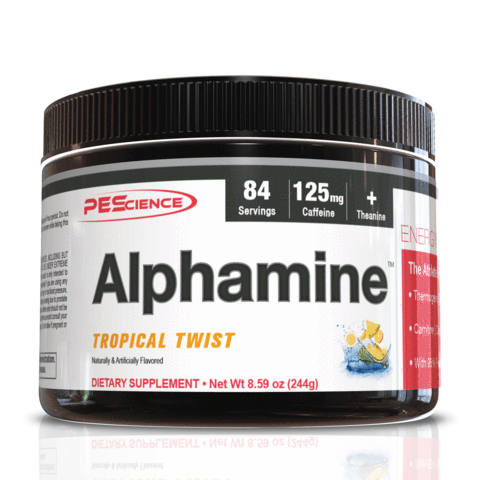 Alphamine (Tropical Twist) - PEScience