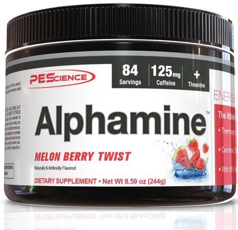 Alphamine (Melon Berry Twist) - PEScience