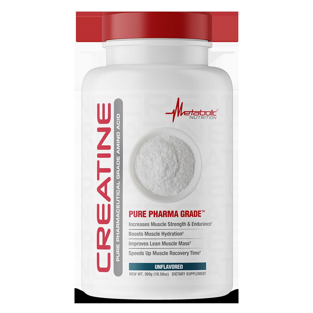CREATINE 300g - Metabolic Nutrition