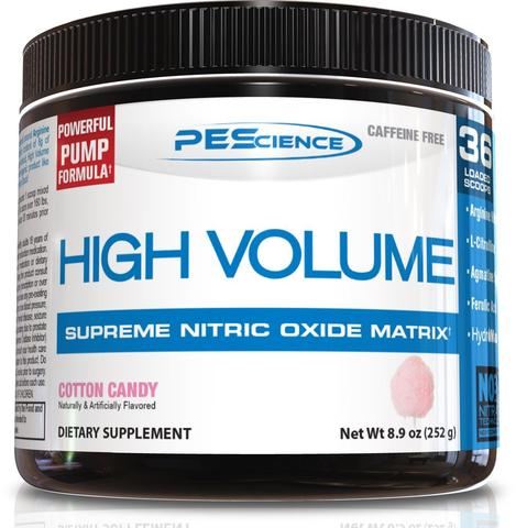 High Volume (Cotton Candy) - PEScience