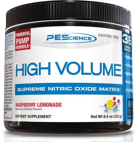 High Volume (Raspberry Lemonade) - PEScience