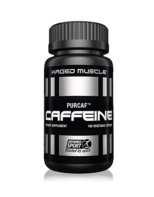 CAFFEINE 100caps. - Kaged Muscle