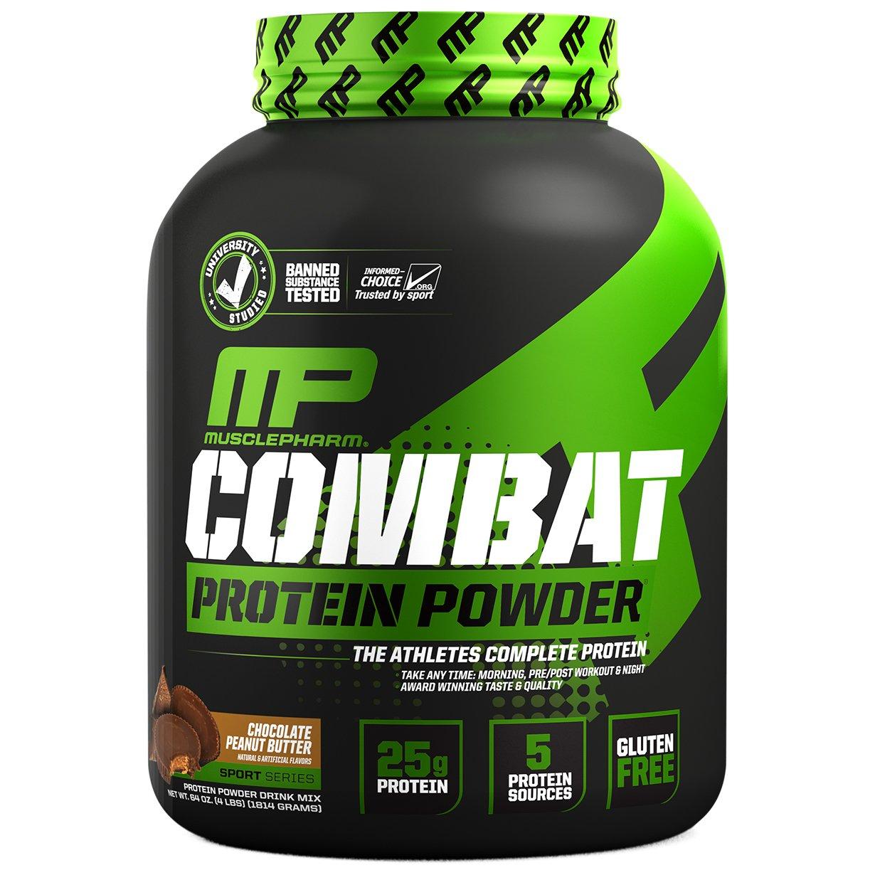 COMBAT Powder 1,8kg (4lb) choco p. b. - MP