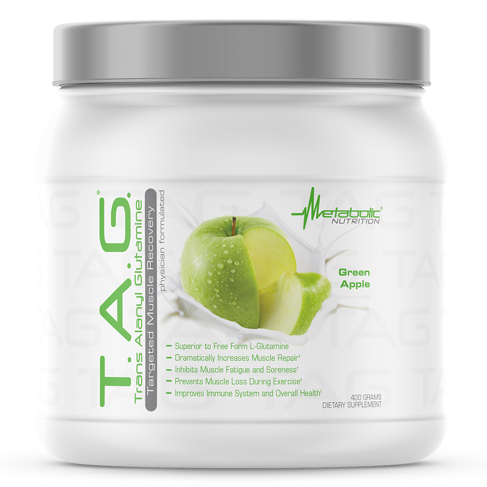 T.A.G. 400g green apple - Metabolic Nutrition