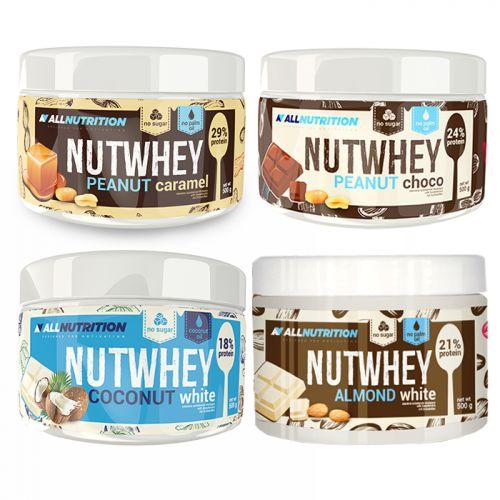 NutWhey 500g Peanut Chocolate - ALLNUTRITION
