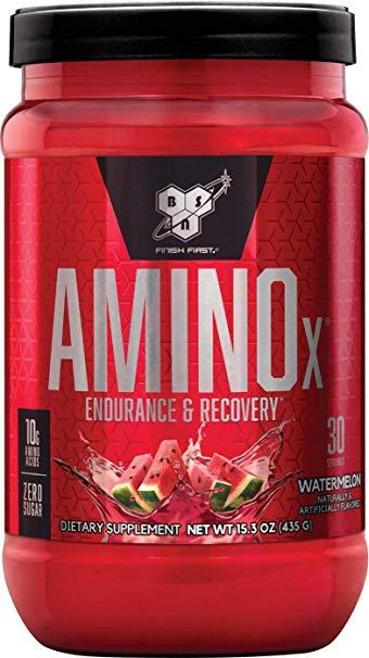 Amino X 435g (30 serv.) water mel. - BSN