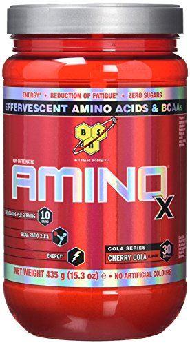 Amino X 435g (30 serv.) cola-cherry - BSN
