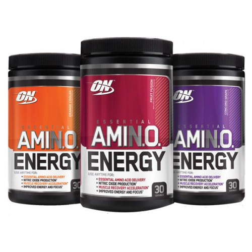 Amino Energy 270g cranberries&peach - ON