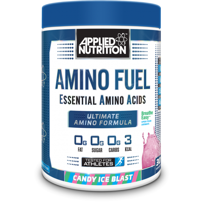 Amino Fuel 390g candy ice blast - Applied Nutrition