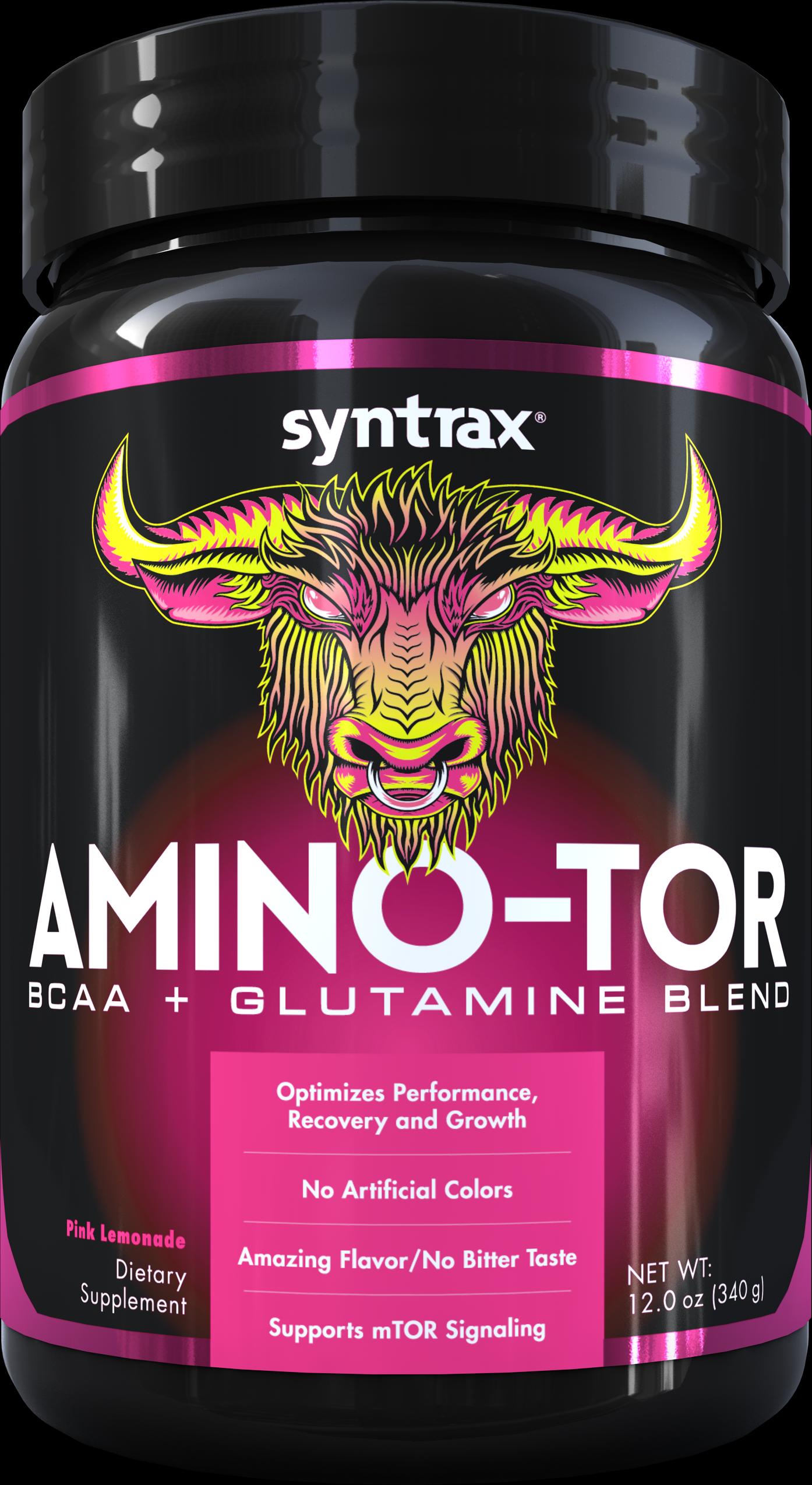 Syntrax Amino-tor - Pink Lemonade 340 g