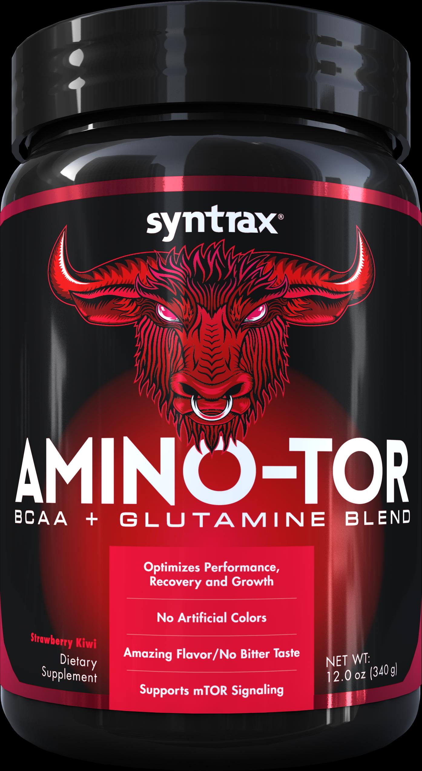 Syntrax Amino-tor - Strawberry Kiwi 340 g