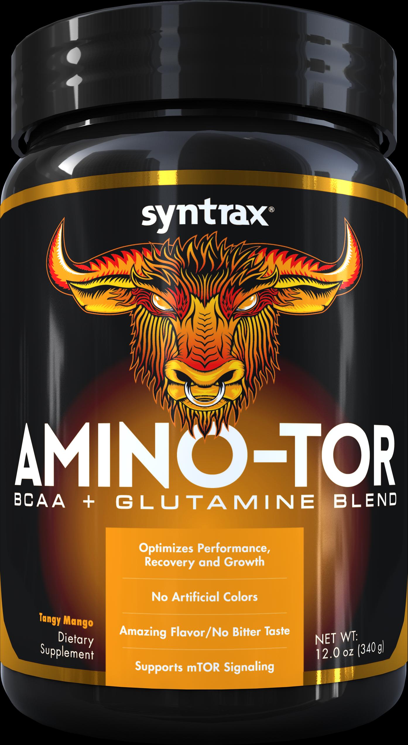 Syntrax Amino-tor - Tangy Mango 340 g