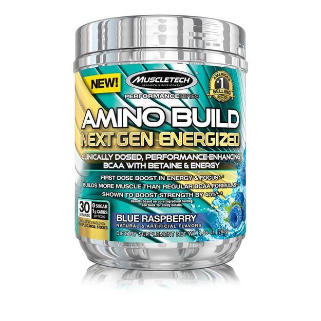 Amino Build Next Gen Energ. 30serv. bl.ras. - MT