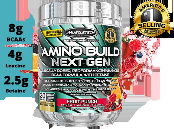 Amino Build Next Gen 30serv. - MT