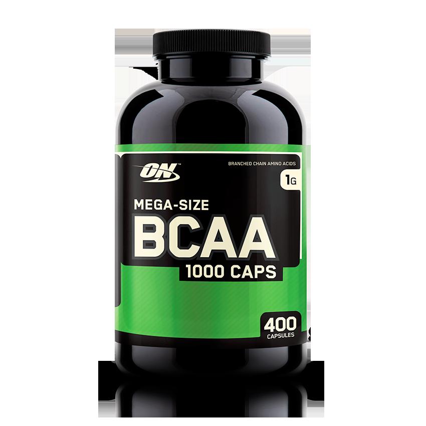 BCAA 1000 CAPS, 400caps. - ON