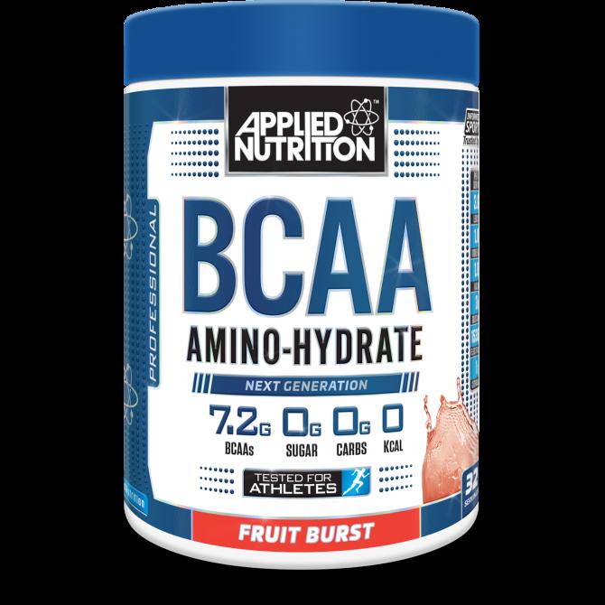 BCAA Amino Hydrate 450g fruit burst - Applied Nutrition