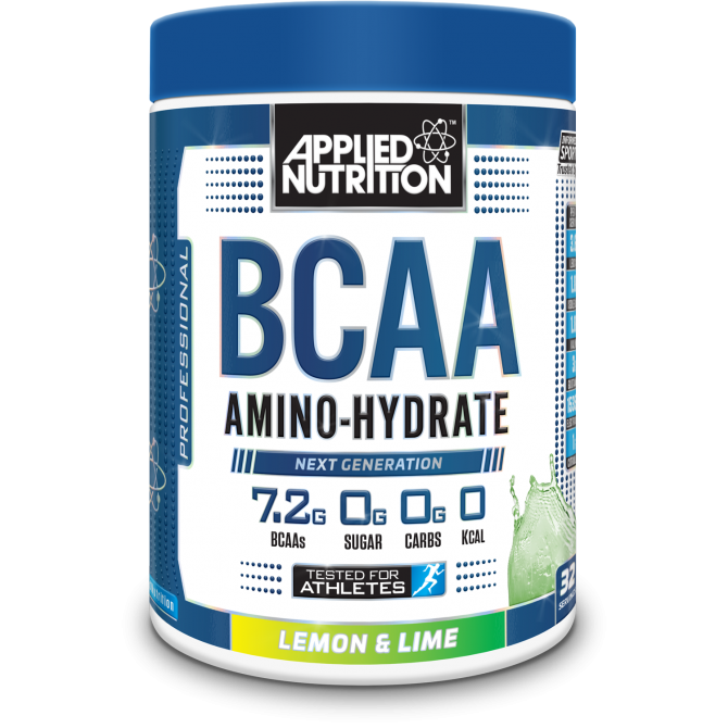 BCAA Amino Hydrate 450g lemon lime - Applied Nutrition