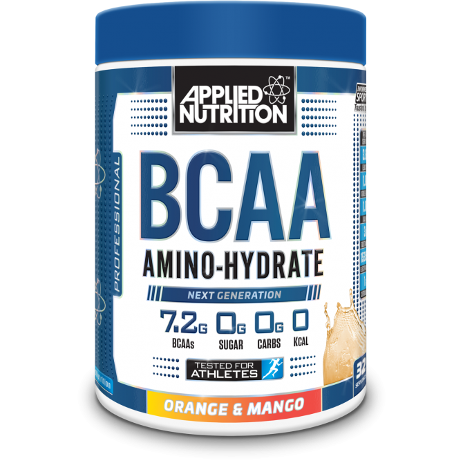 BCAA Amino Hydrate 450g orange mango - Applied Nutrition