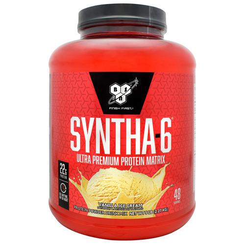 SYNTHA-6 2,27kg (5lb) vanilla - BSN