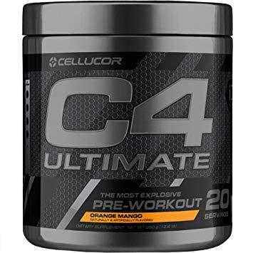 C4 Ultimate 20serv. Orange Mango - Cellucor