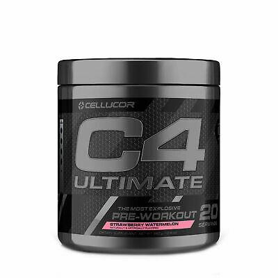 C4 Ultimate 20serv. Strawberry Watermelon - Cellucor