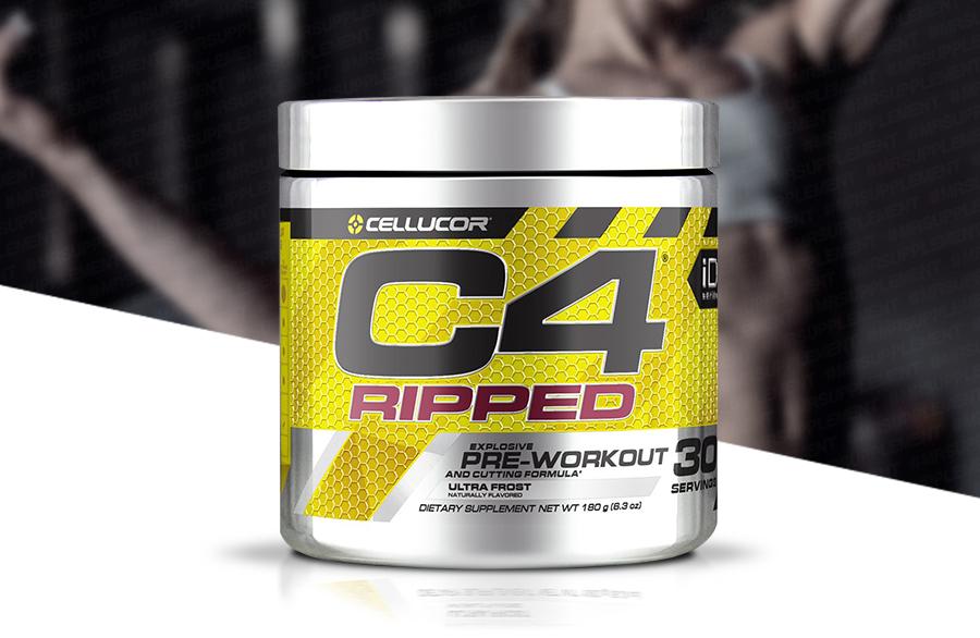 C4 Ripped 30serv. - Cellucor® (cherry lim.)