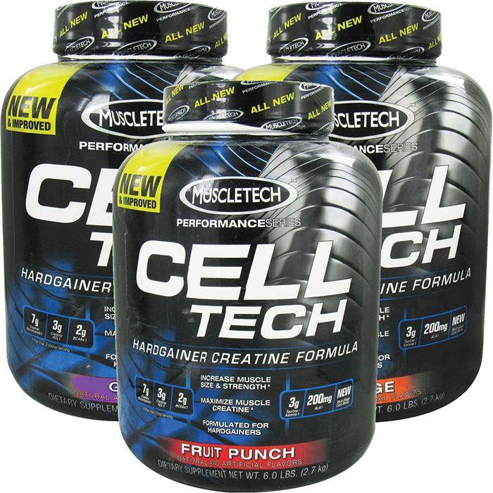 CELL-TECH Performance 6lb - MT