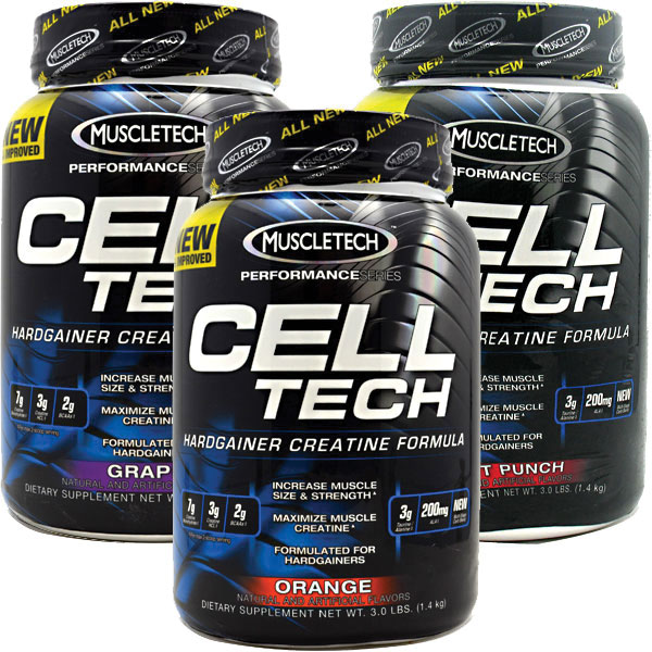 CELL-TECH Performance 3lb. - MT