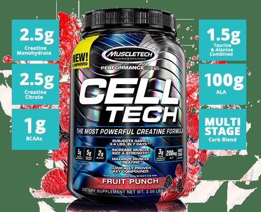 CELL-TECH Performance 3lb fruit.p. - MT