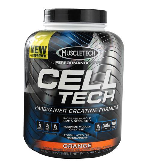 CELL-TECH Performance 6lb orange- MT