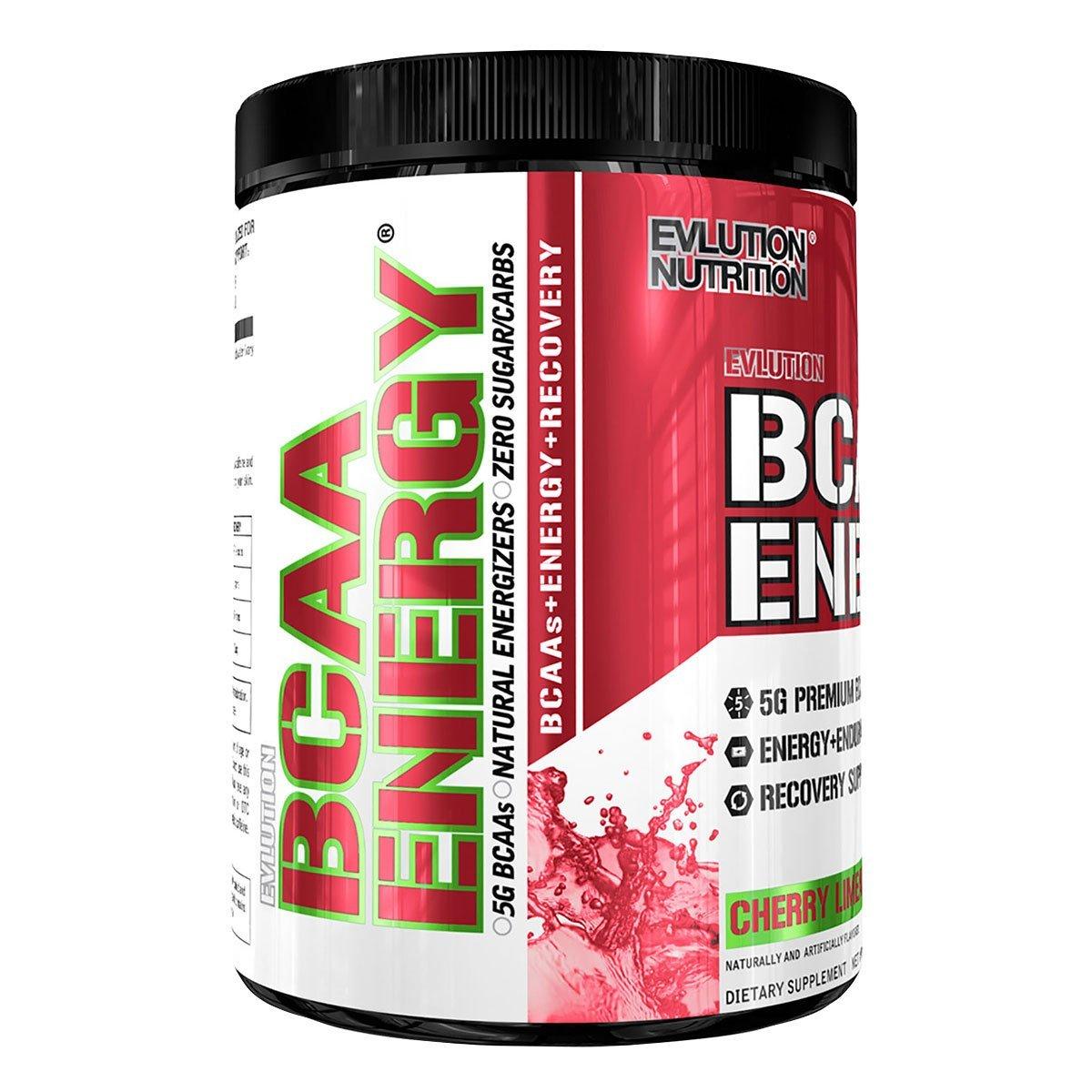 BCAA ENERGY 30serv. cherry lim. - EVL