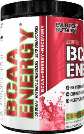 BCAA ENERGY 70serv. cherry lime. - EVL