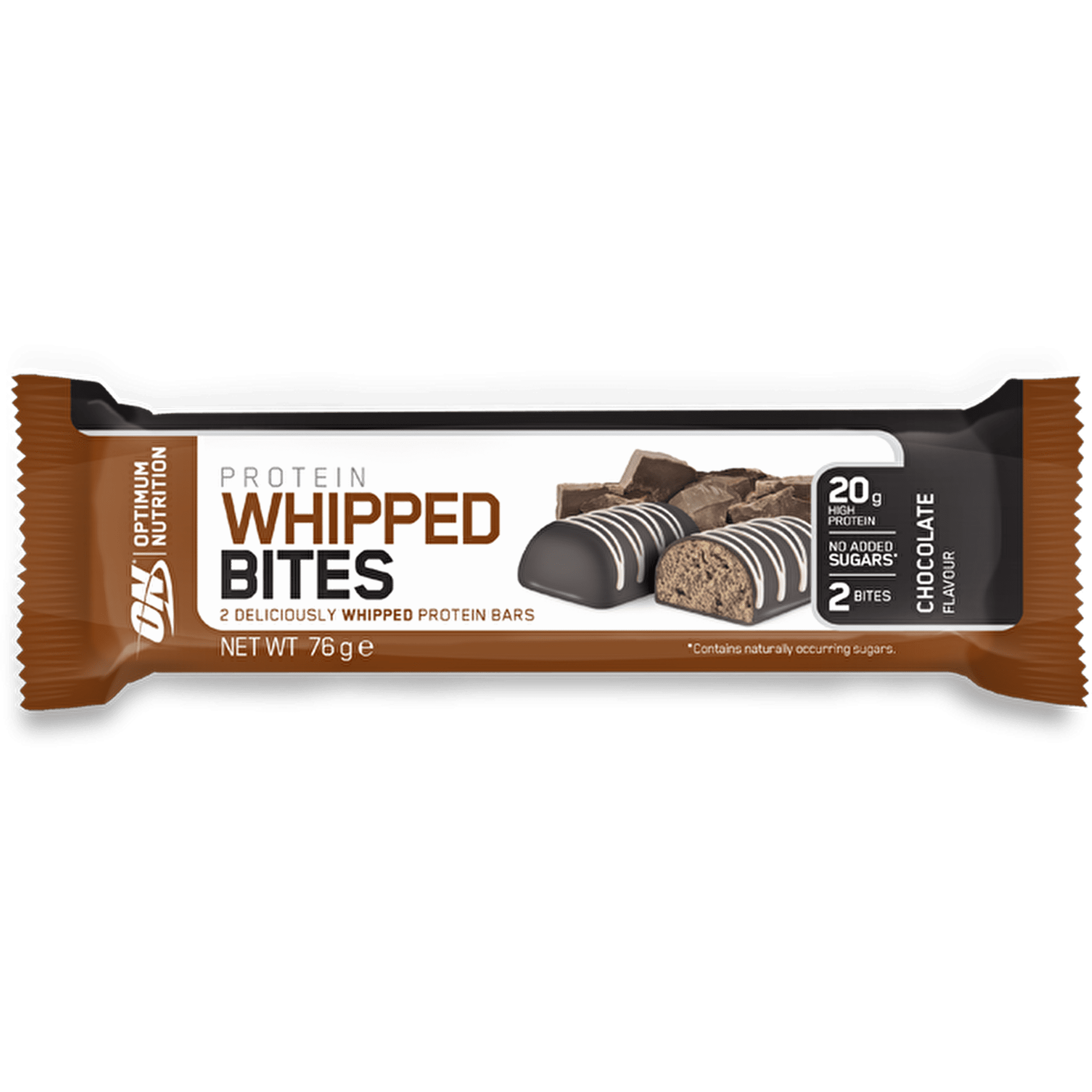 Protein Whipped Bites duo 76g (2x38g) choc. - ON