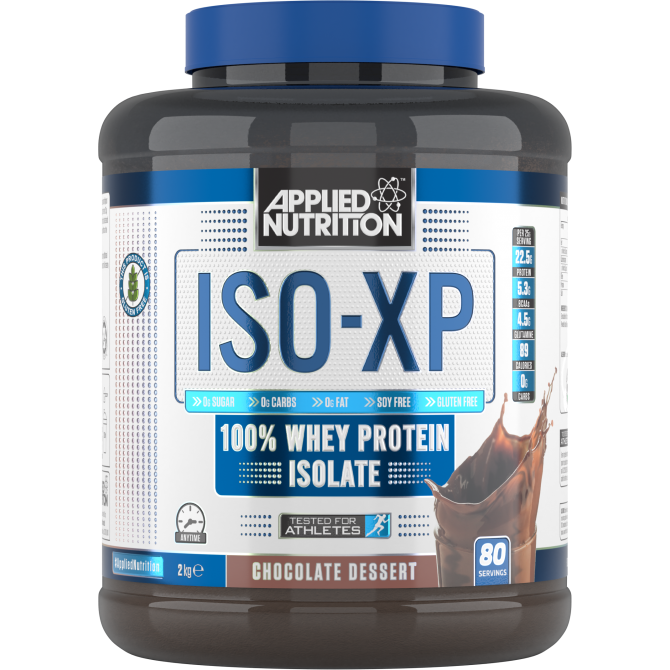 ISO-XP 2kg chocolate - Applied Nutrition