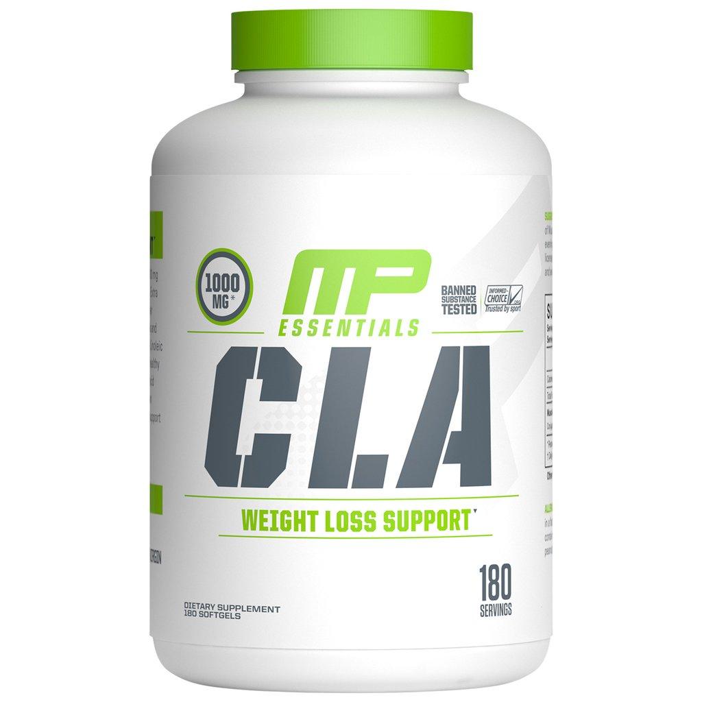 CLA 180 softgels - Muscle Pharm