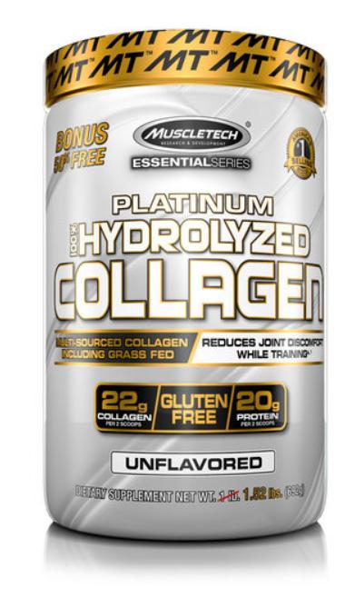PLATINUM 100% HYDROLYZED COLLAGEN - MT