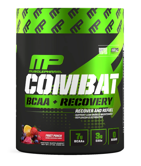 COMBAT BCAA + RECOVERY 30serv. fruit punch - MusclePharm