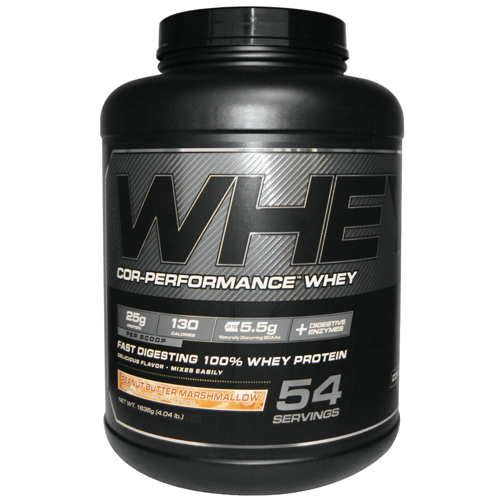 COR-Performance Whey 4lb p.but§marsh. -COR